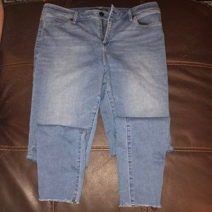 Abercrombie & fitch jeans, signature collection.